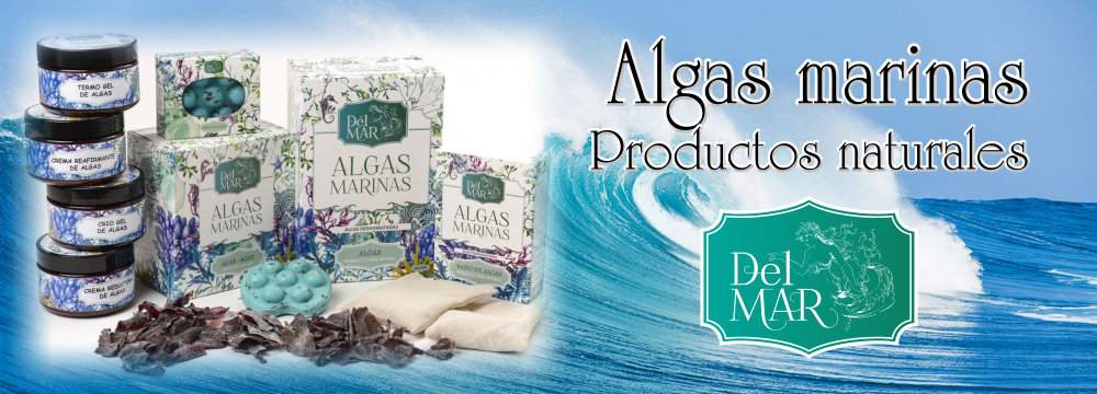 Productos Naturales de algas marinas